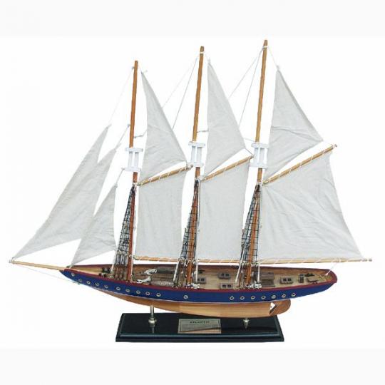 Segelschiff Atlantic L: 71cm, H: 56cm