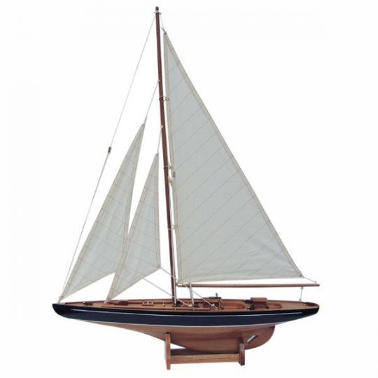 Segel-Yacht L: 60cm, H: 80cm