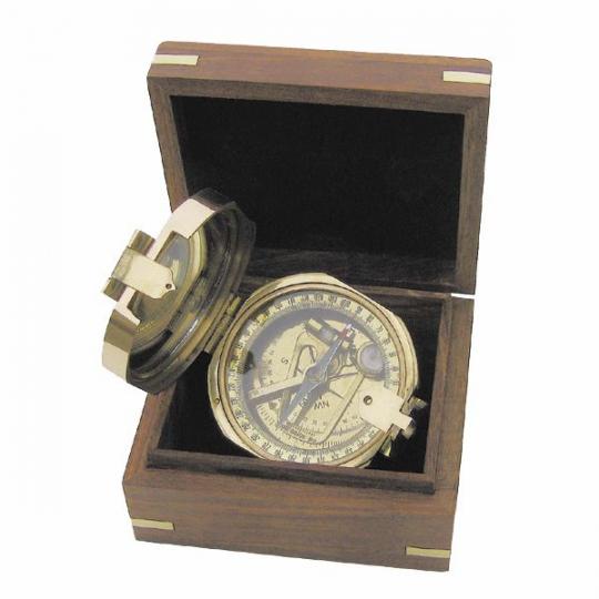 Brunton-Kompass