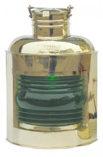 Steuerbordlampe-Positionslampe grün 30cm