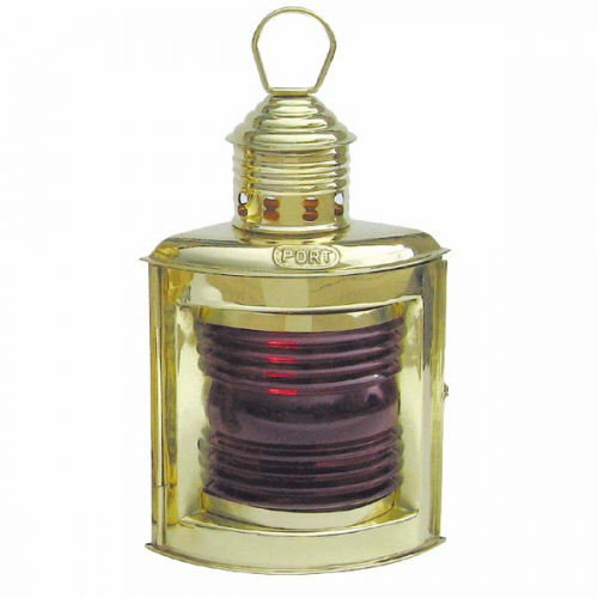 Backbordlampe-Positionslampe rot