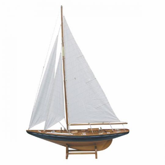 Segelyacht  L: 75, H: 112cm