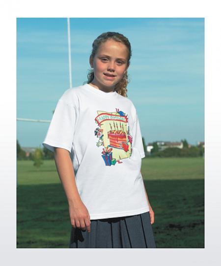 Kinder-Fotoshirt mit ihrem Motiv, Foto und/oder individueller Be