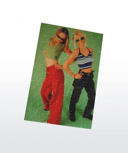 Fotopuzzle DIN A3 / 120 Teile, mit ihrem Motiv, Foto und/oder in