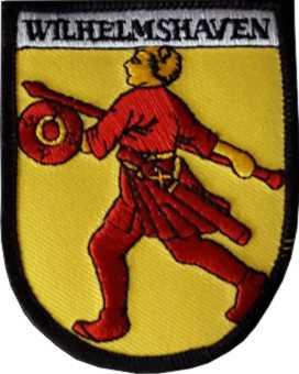 Wilhelmshaven Aufnäher