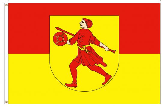Fahne Wilhelmshaven