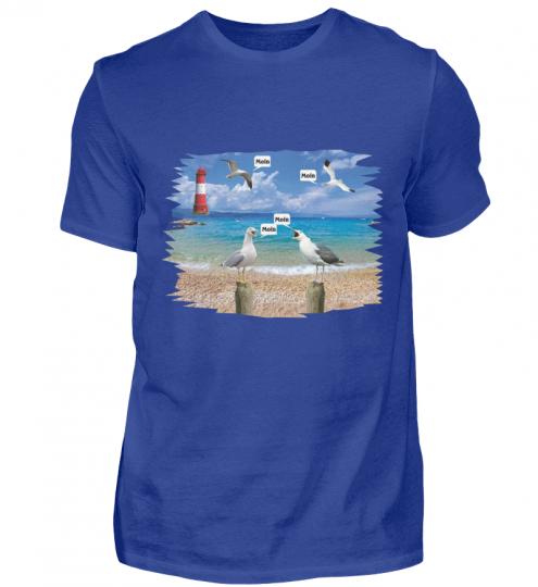 T-Shirt Möwen Moin