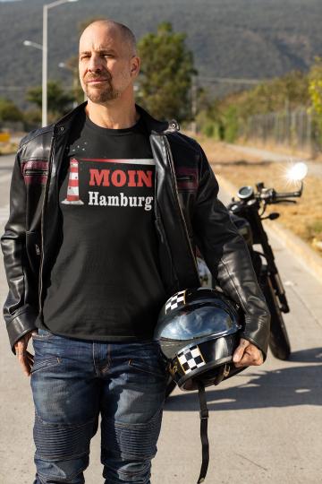 T-Shirt Moin Hamburg