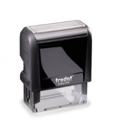 Trodat Printy 4910 Stempel mit Textplatte