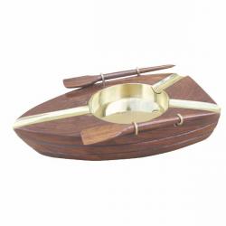 Aschenbecher-Ruderboot