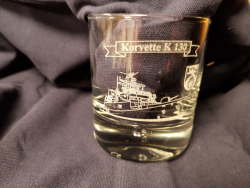 Whiskyglas Korvette K 130 BRAVO
